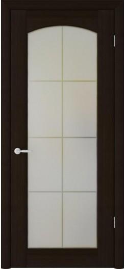 Дверь ПВХ Фрегат «Верона», венге