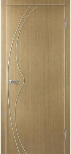 Дверь ПВХ Зодчий «Розетти 1», гриджио