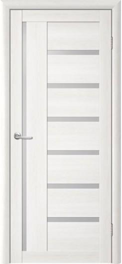 Дверь Экотекс TD T-3 Лиственница белая, Белый акрилат