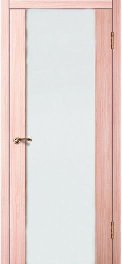Дверь ПВХ Стиль 1 «Зодчий», беленый дуб