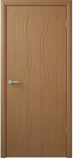 Дверь ПВХ «Бергамо». Миланский орех.