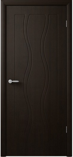 Дверь ПВХ ALBERO «Бергамо». Венге.