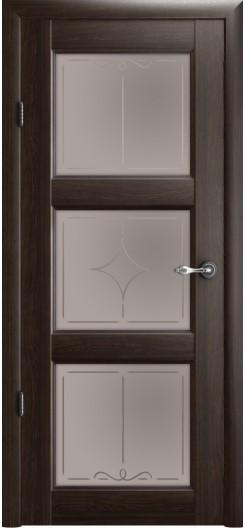 Царговая дверь Albero «Эрмитаж-3», орех