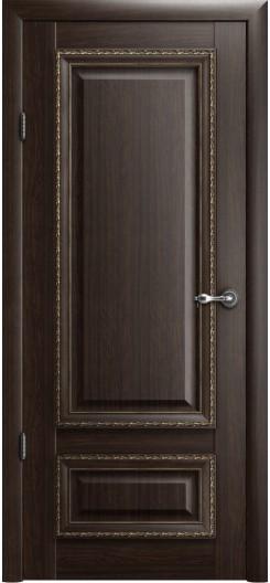 Царговая дверь Albero «Версаль-1», орех
