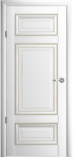 Царговая дверь Albero «Версаль-2», белая
