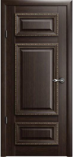 Царговая дверь Albero «Версаль-2», орех