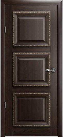 Царговая дверь Albero «Версаль-3», орех