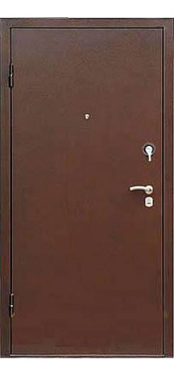 Металлическая дверь «UNI» Микрон