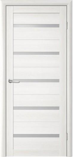 Дверь Экотекс TD T-2 Лиственница белая, Белый акрилат