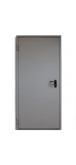 Противопожарная дверь одностворчатая ПГ
