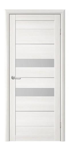Дверь Экотекс TD T-1 Лиственница белая, Белый акрилат