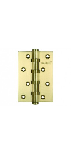 Дверной навес A010-C 100*70*3-4BB-1U матовая латунь; без короны