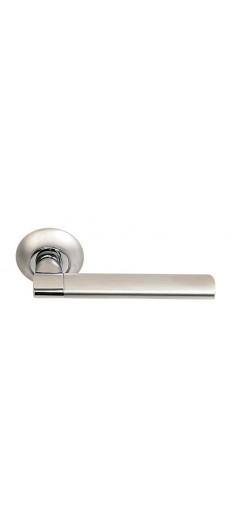 Дверная ручка ARCHIE, S010 11999 хром матовый