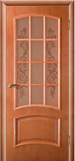 Дверь из шпона Вика «Зодчий»
