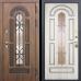 Металлическая дверь «VIKONT»