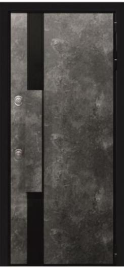 Металлическая дверь «НИКО»