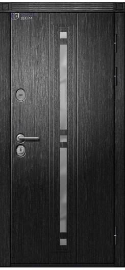 Металлическая дверь «FRANCO LIGHT»