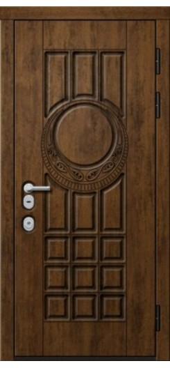 Металлическая дверь «Franco»