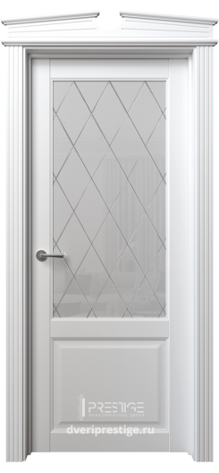 Межкомнатная дверь фабрики Престиж - San-Remo 4 «Ромб»