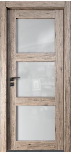 """Межкомнатная дверь """"Престиж"""" — Модель Texas 16 ПО"""