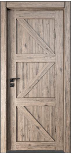 """Межкомнатная дверь """"Престиж"""" — Модель Texas 17"""