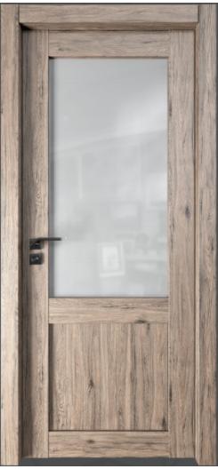 """Межкомнатная дверь """"Престиж"""" — Модель Texas 21 ПО"""
