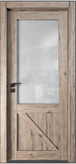 """Межкомнатная дверь """"Престиж"""" — Модель Texas 23 ПО"""