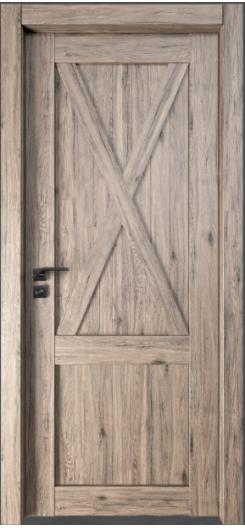 """Межкомнатная дверь """"Престиж"""" — Модель Texas 24"""