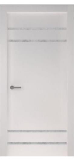 """Межкомнатная дверь """"Зодчий"""" — Модель New York 3"""