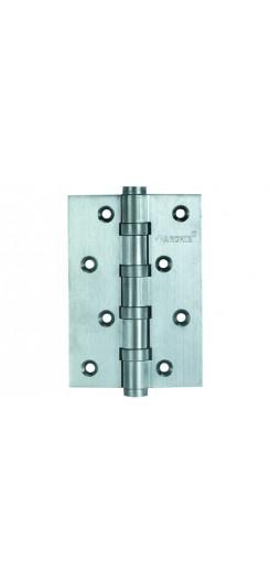 Дверной навес A010-C 100*70*3-4BB-132 цвета матовый хром; без короны