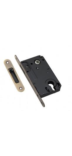 Дверной Замок ADDEN BAU магнитный под ключ KEU MAG 5085 бронза