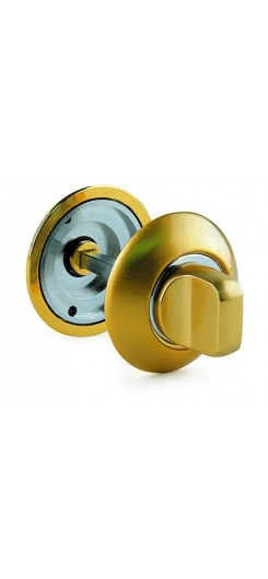 Дверная Завертка ARCHIE, OL I матовое золото