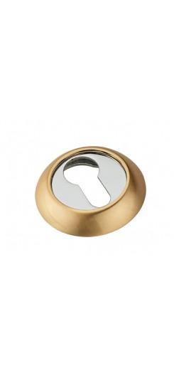 Дверная накладка ADDEN BAU, SC 001 золото