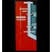 Металлическая дверь «Стройгост 7-2  Итальянский орех» Цитадель